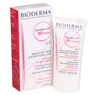 BIODERMA Sensibio AR BB Krém 40ml