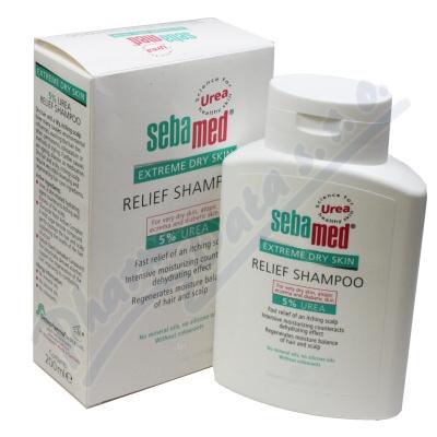 SEBAMED Urea zklidňující šampon 5% urea 200ml