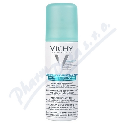 VICHY DEO spray Anti traces 125ml