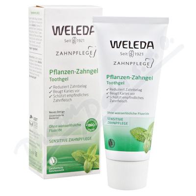 WELEDA Rostlinný zubní gel 75ml
