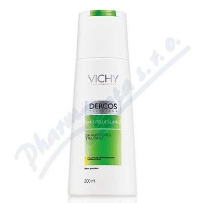 VICHY Dercos šampon lupy suché 200ml