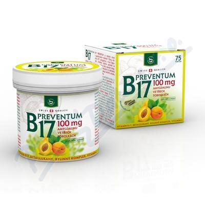 B17 Preventum 100mg tob.75