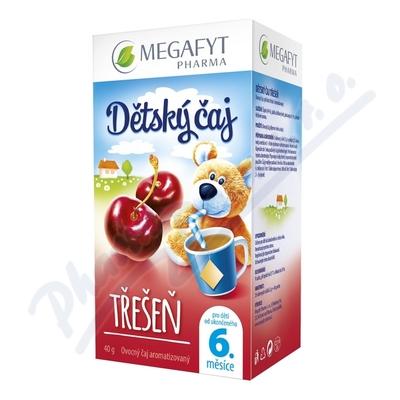 Megafyt Dětský čaj třešeň 20x2g