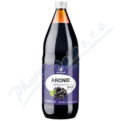Allnature Aronie BIO Premium 1000 ml