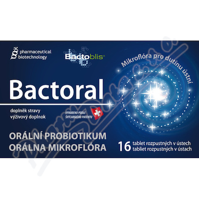 Favea Bactoral tbl.16