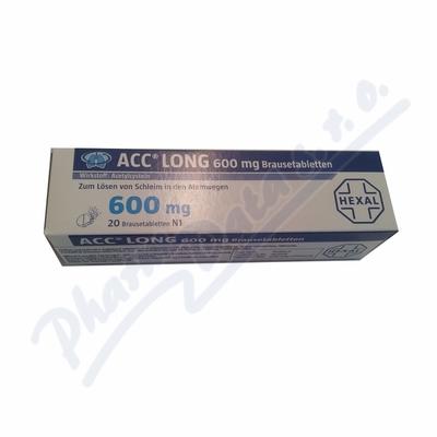 ACC Long 600mg tbl.eff.20