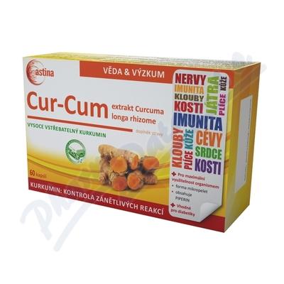 Astina Cur-Cum cps.60