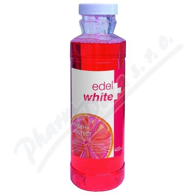 EDEL+WHITE Ústní voda Fresh + Protect 400ml