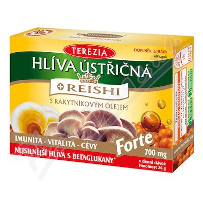 TEREZIA Hlíva ústřičná+REISHI Forte cps.60
