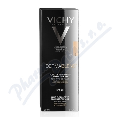 VICHY Dermablend Korekční make-up 15 30ml
