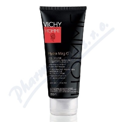 VICHY HOMME Hydra Mag sprch.gel 200ml