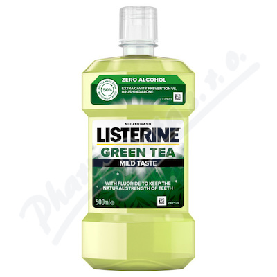 LISTERINE GREEN TEA 500ml
