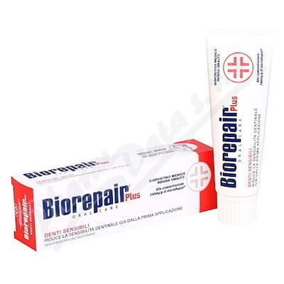BioRepair Plus Sensit.Control pasta citl.zub.75ml