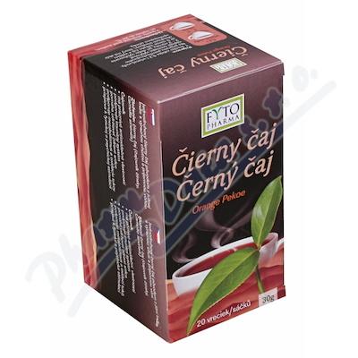 Černý čaj 20x1.5g Fytopharma
