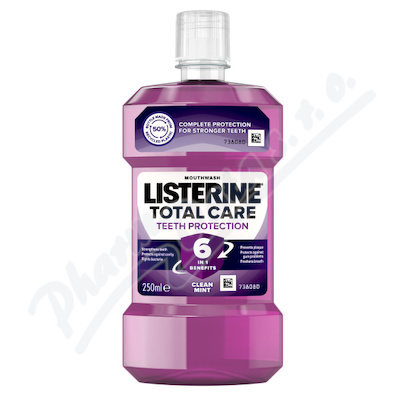 LISTERINE TOTAL CARE 250ml