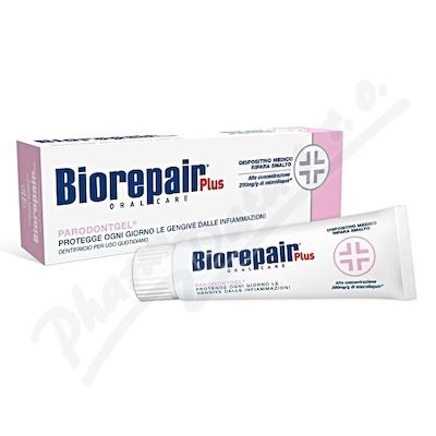 BioRepair Plus Parodontgel zubní pasta 75ml