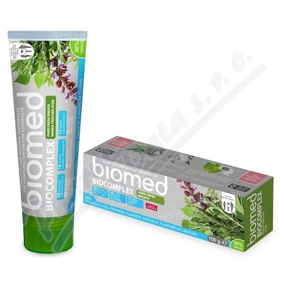 BIOMED BIOCOMPLEX zubní pasta 100g