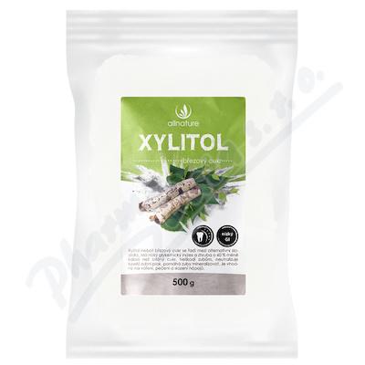 Allnature Xylitol - březový cukr 500 g