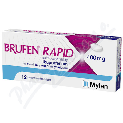 Brufen Rapid 400mg tbl.flm.12 I