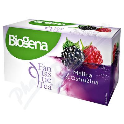 Čaj Biogena Fantastic Malina & Ostružina 20x2.2g