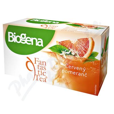 Čaj Biogena Fantastic Červený pomeranč 20x2.2g