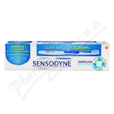 Sensodyne Kompletní ochrana ZP 75ml +kartáček