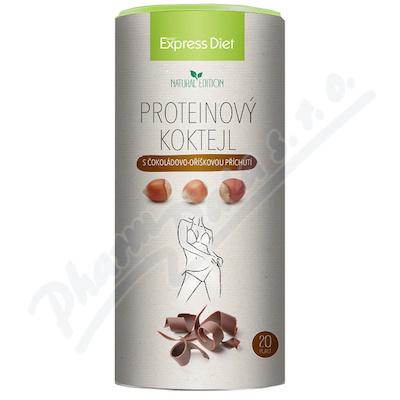 Express Diet Protein koktejl čoko-oříškový 700g