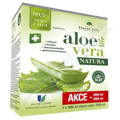 AloeVeraLife Natura 1000ml+1000ml
