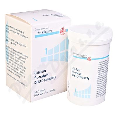 Calcium fluoratum DHU D5-D30 tbl.nob.1000