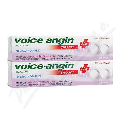 Voice-angin pastilky 2x20ks