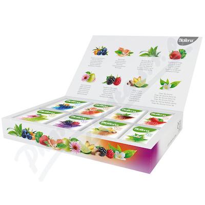 Čaj Biogena Fantastic Tea Maxi 8 druhů 64ks