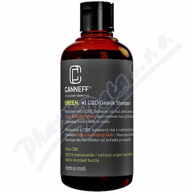 CANNEFF GREEN.CBD Gentle Shampoo 200ml