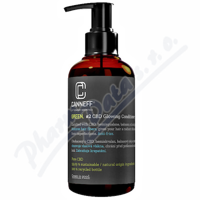 CANNEFF GREEN.CBD Glowing Conditioner 200ml