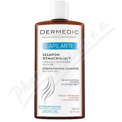 DERMEDIC Capilarte Posilující šampon vypad. 300ml