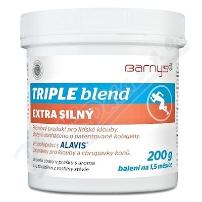 Barnys Triple blend EXTRA SILNÝ 200g