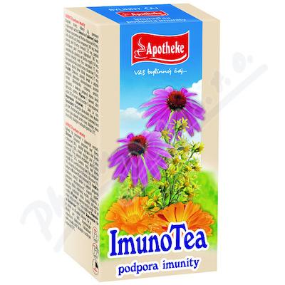 Apotheke Imunotea podpora imunity čaj 20x1.5g