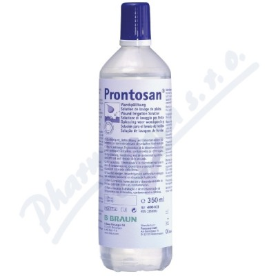 B. Braun Prontosan W roztok 350ml amp.CENT 400416