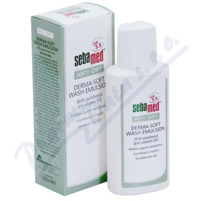 SEBAMED Anti-dry mycí emulze 200ml