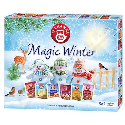 TEEKANNE Magic Winter Collection n.s.6x5ks