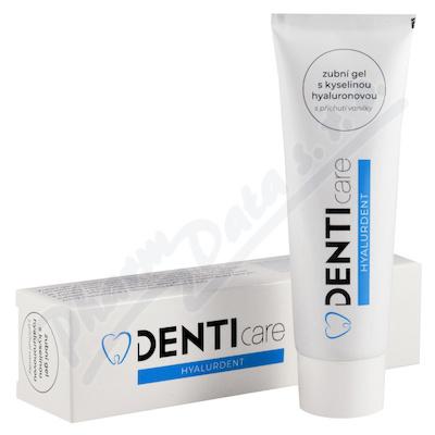 DENTICare Hyalurdent zub.gel+kys.hyal.vanilka 50ml