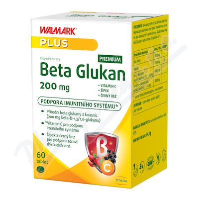 Walmark Beta Glukan 200mg tbl.60