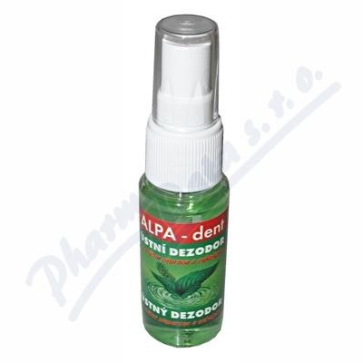 Alpa dent ústní dezodor 30ml
