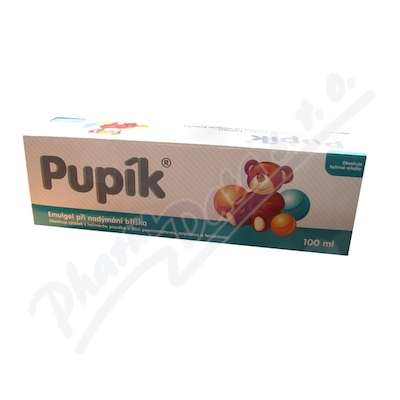 Herbacos Dětský emulgel při nadýmání Pupík 100ml