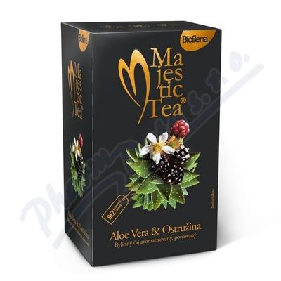 Čaj Majestic Tea Aloe Vera+Ostružina n.s.20x2.5g