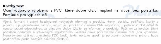 Oční koupadlo PVC